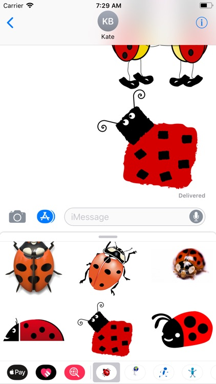 My Ladybug Sticker Pack screenshot-9