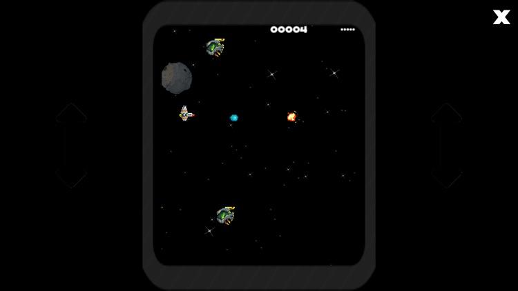 Revenge Space screenshot-3