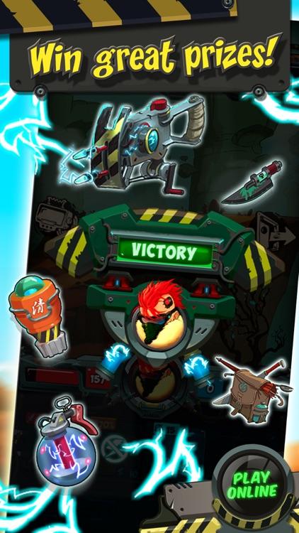 Scrap Card Wars - Future Fight screenshot-7