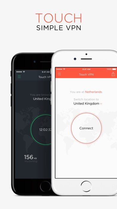 Touch VPN — Unlimited Proxy