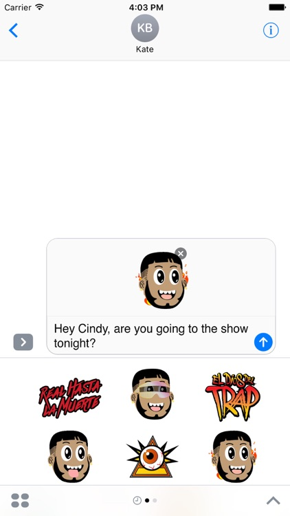 Anuelmoji by Anuel AA screenshot-3