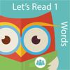 Janine Toole - Let's Read 1: Words artwork