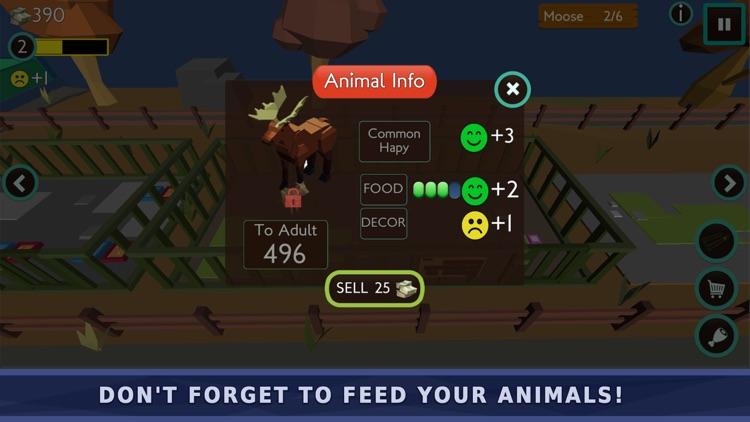 Zoo Animal Park Build n Craft
