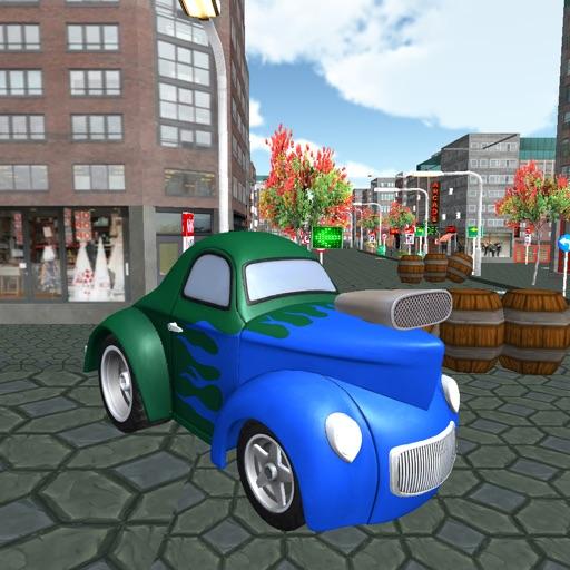 City Car Driving 3D Simulator