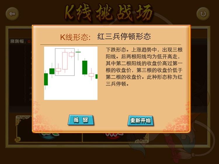 K线训练营HD-炒股金融游戏 screenshot-3