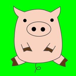豚たたきゲーム By Michio Mori