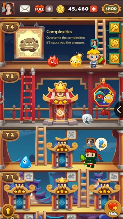 Monster Busters: Link Flash screenshot-3