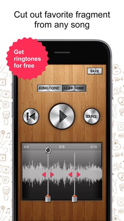 Ringtone Garage screenshot-0