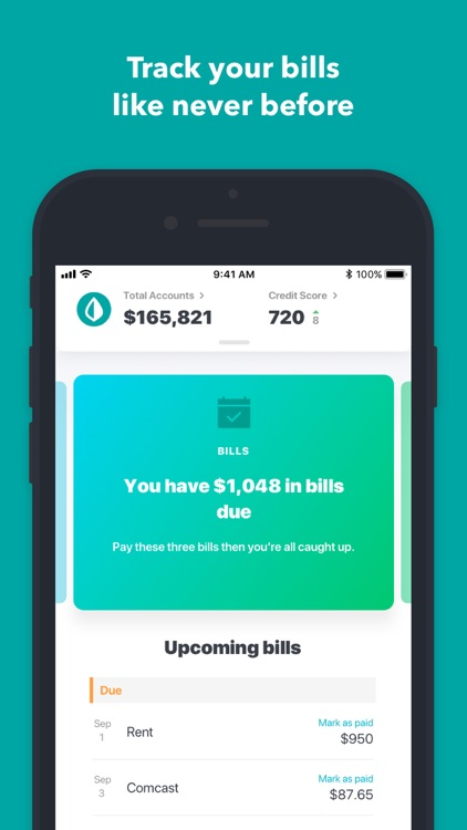 Mint:Personal Finance & Money screenshot-3