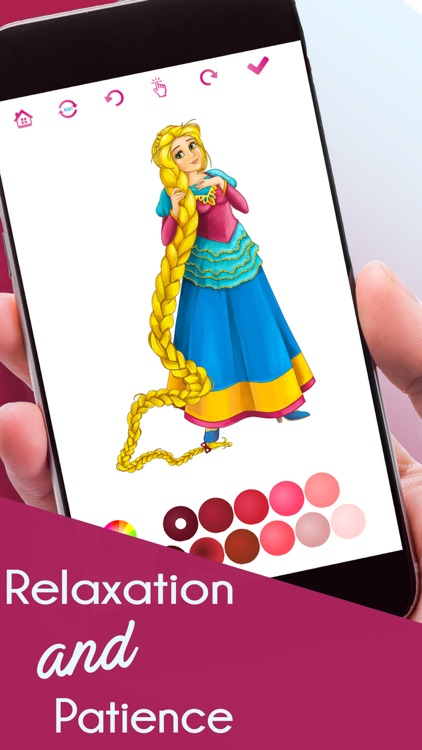 Coloring Book&Games: Colorful