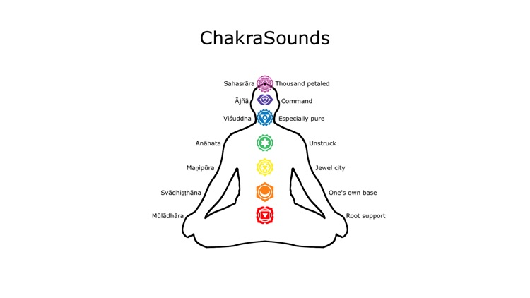 Chakra Sounds screenshot-2