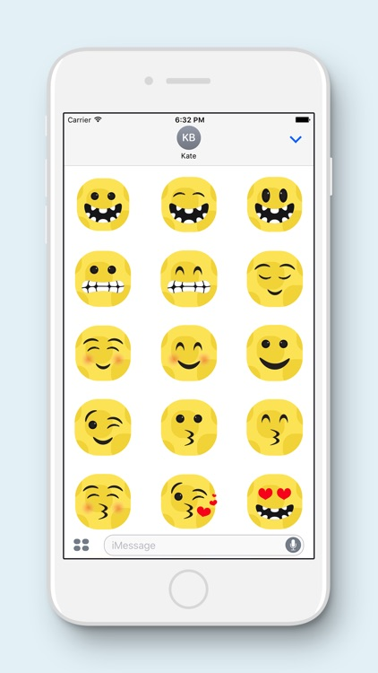 MojiMojo - Free Emoji Stickers screenshot-2