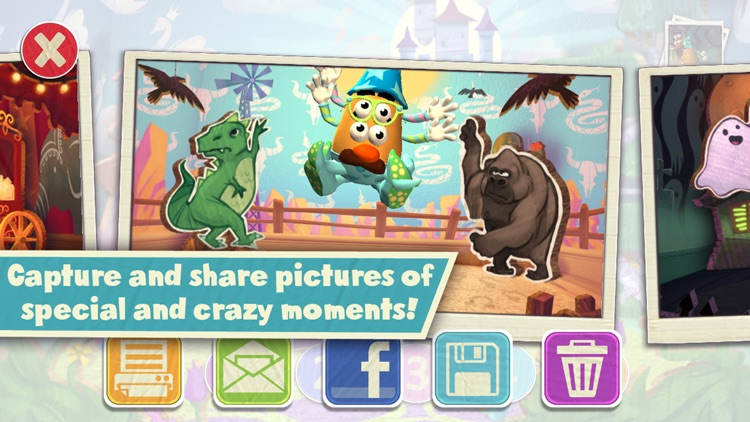 Mr Potato Head: Create & Play screenshot-4