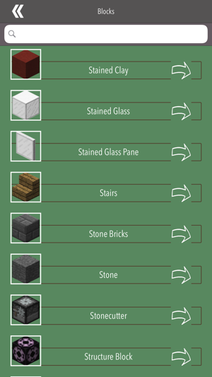 New Minecraft Glass Pane