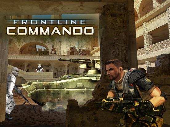 Frontline Commando-ipad-0