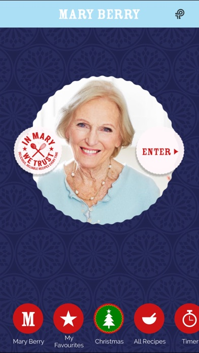Mary Berry: In Mary We Trust Screenshot