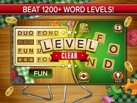 Word Collect: Word Games для iPad