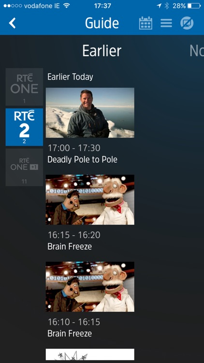 Saorview screenshot-4