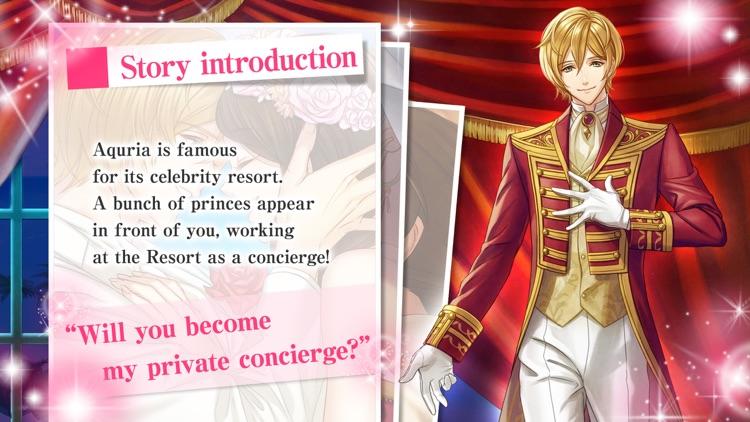 Prince of the Resort | Otome Dating Sim game