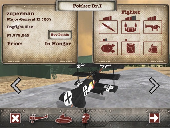 Screenshot #6 pour Dogfight Elite