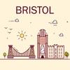 ブリストル 旅行 ガイド &マップ