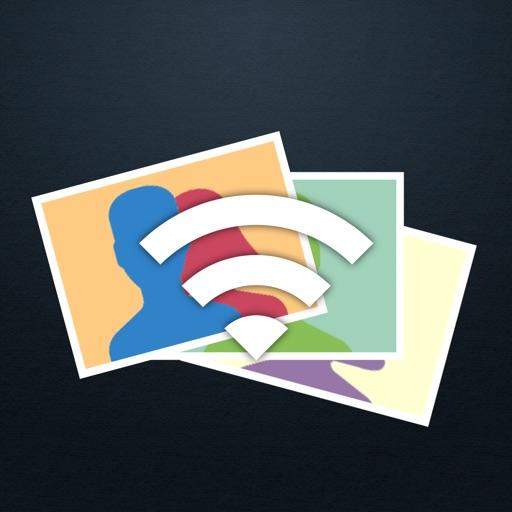 画像転送アプリ!ImageTransfer WiFi
