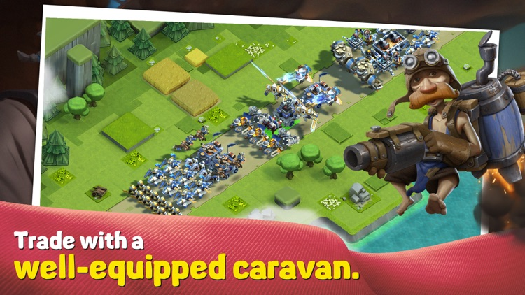 Caravan War screenshot-2