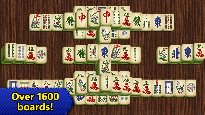 Mahjong Epic Screenshot
