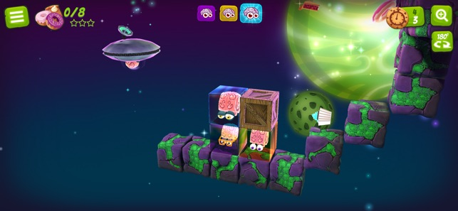 Alien Jelly: Food For Thought Screenshot