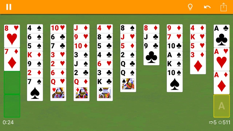 Freecell 2018 screenshot-5
