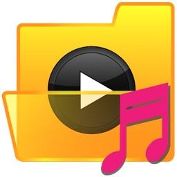 U Music Player  ( mp3 player )
