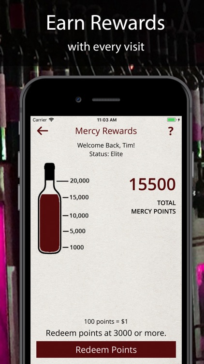 Mercy Wine Bar screenshot-4