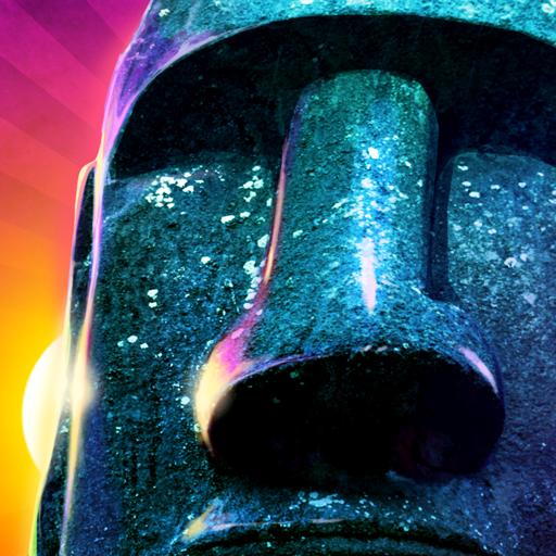 Labyrinths: Easter Island