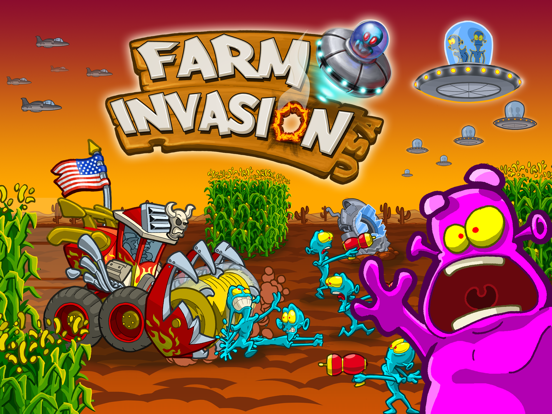 Farm Invasion USAのおすすめ画像1