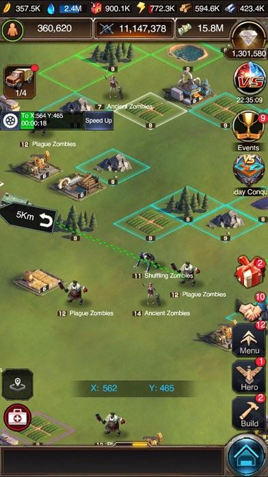 Last Shelter: Survival app image