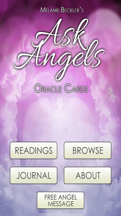 Ask Angels Oracle Cards screenshot-0