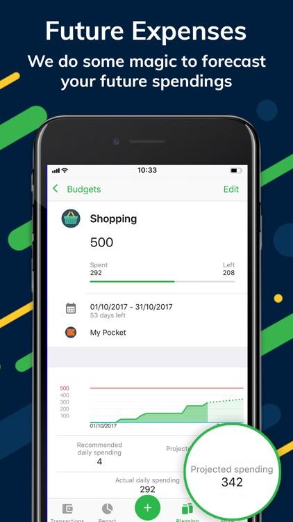 Money Lover: Expense Tracker screenshot-7