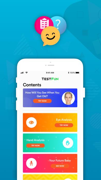 TestFun Screenshot