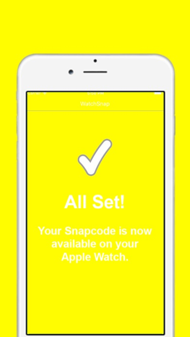 download WatchSnap - Watch for Snapcode apps 3