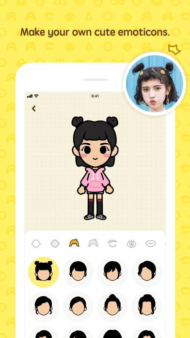 Download Qmoji - Avatar Emoji by Faceq for Pc