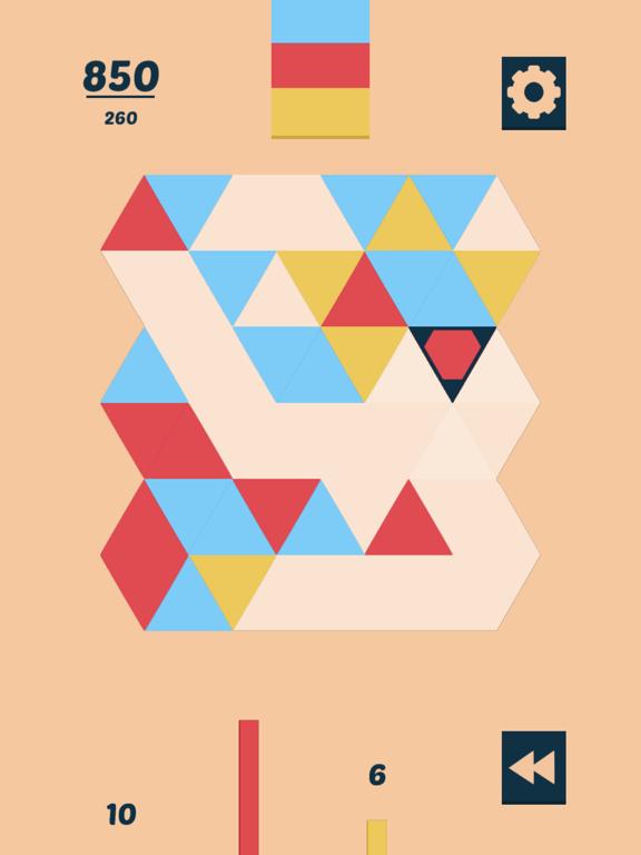 Triangle Trap screenshot 8