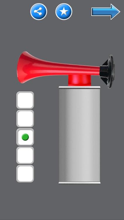 Air Horn Multi