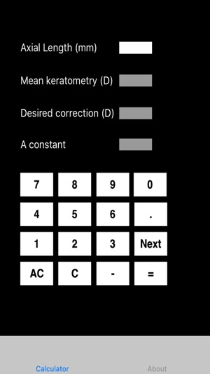 IOL-Calculator on the App Store