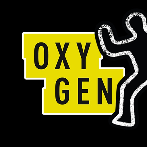 Oxygen Crime Stickers