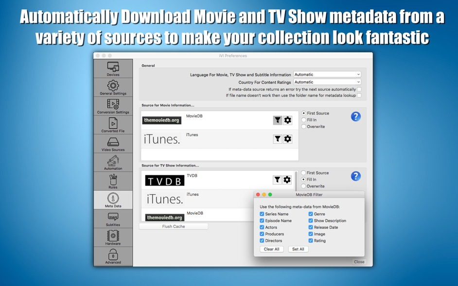 iVI 4 for Mac 4.550 激活版 – 优秀的视频转换和视频信息编辑应用-麦氪派(WaitsUn.com | 爱情守望者)