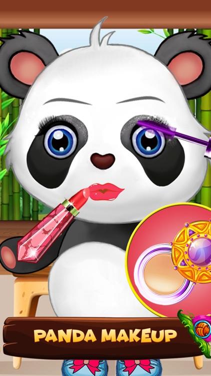 Newborn Baby Panda Day Care screenshot-4