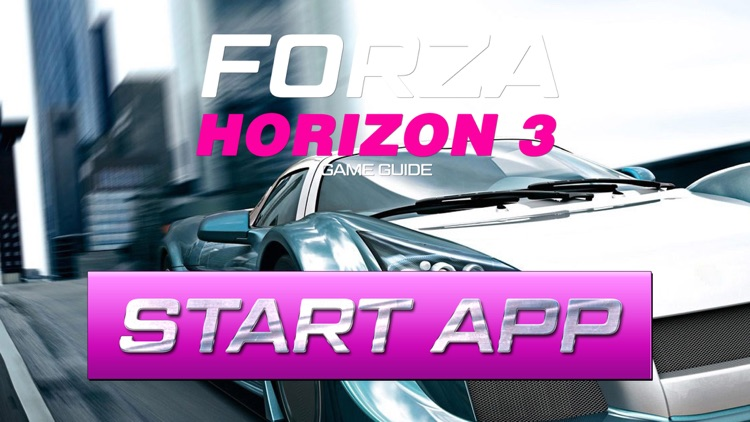 Game Net for - Forza Horizon 3