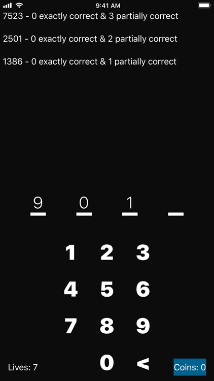 Number MasterMind