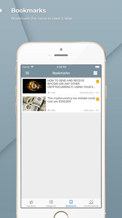 Crypto News (Bitcoin,Ethereum) screenshot-3