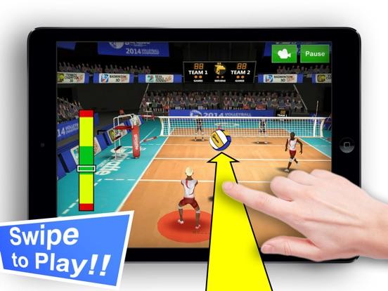Volleyball Champions 2014 для iPad